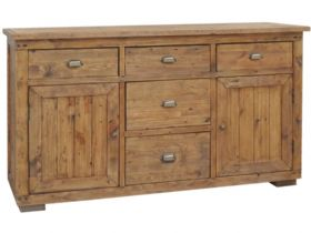 Reclaimed Pine Large Sideboard