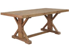 Reclaimed Pine Monastery Dining Table