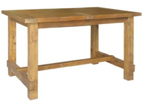 Reclaimed Pine Extending Dining Table