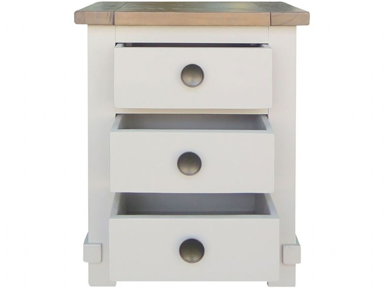 Mowbray bedside open front