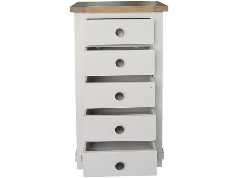 Mowbray 5 Drawer Wellington Chest