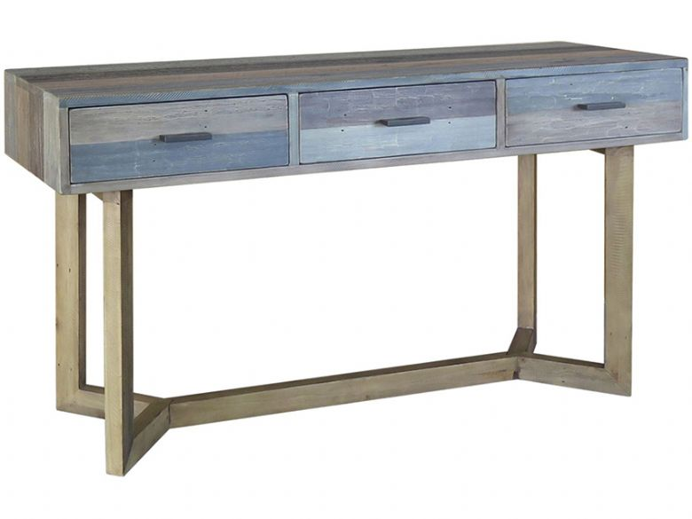 Reclaimed Large Console Table
