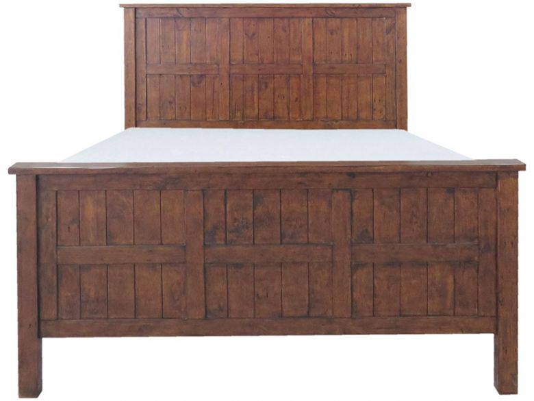Claverton Bed Frame Front