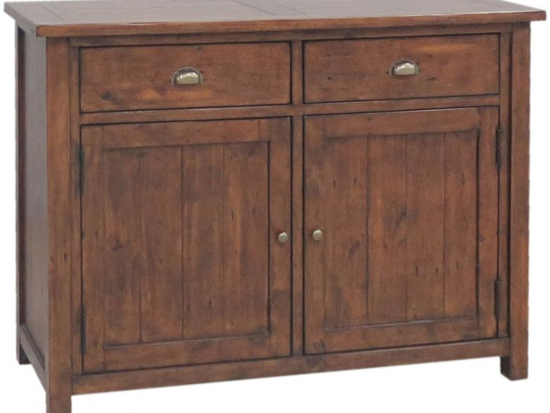 Reclaimed Pine Small Sideboard
