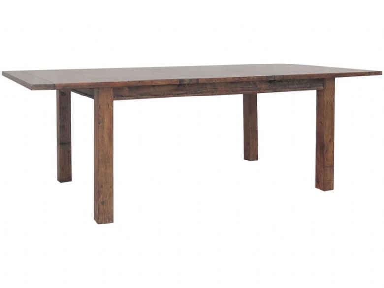 Claverton Large Extending Dining Table Open