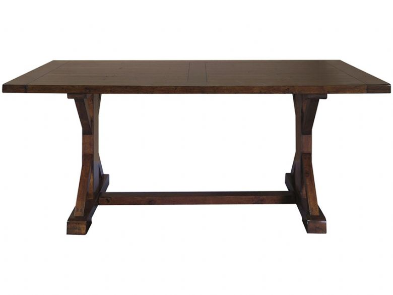 Reclaimed Pine Refectory Dining Table