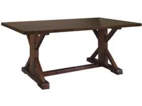 Claverton Dining Table Side