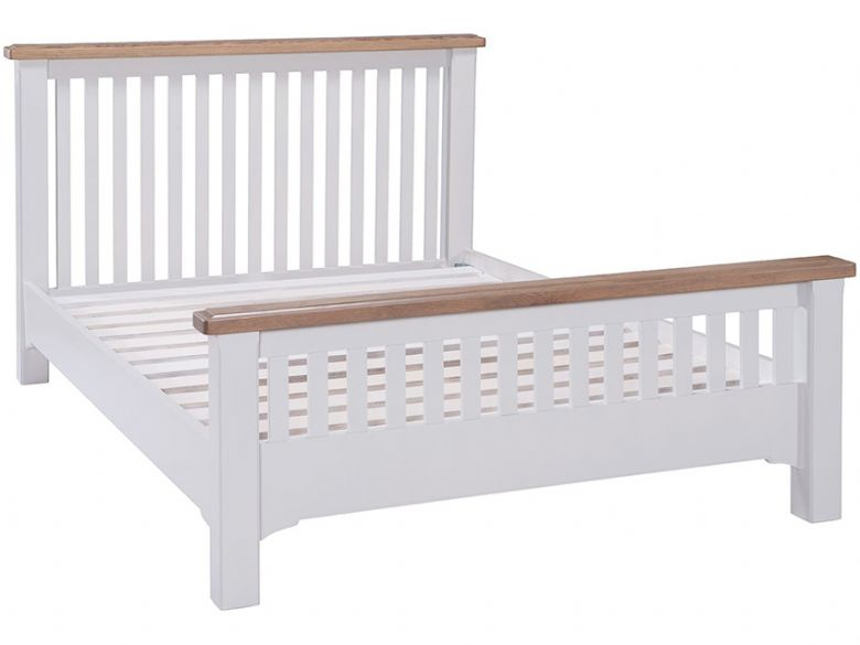 Grey 5'0 Bed Frame