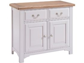 Grey Small Sideboard
