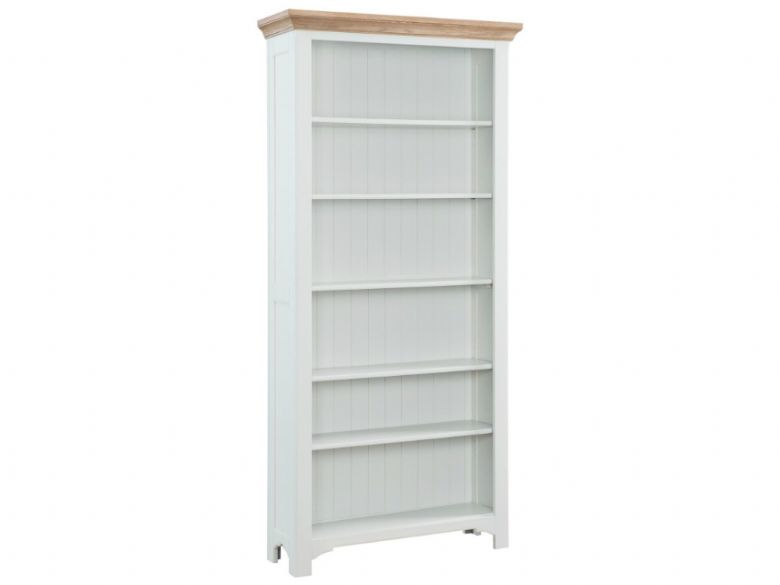 Georgia Grey Bookcase