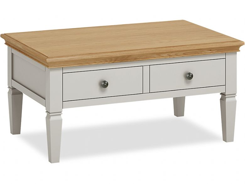 Ledbury small painted coffee table