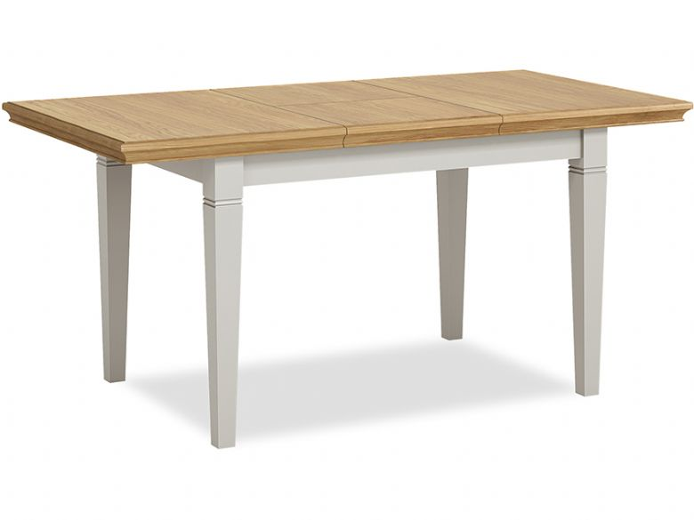 Ledbury painted small extending dining table