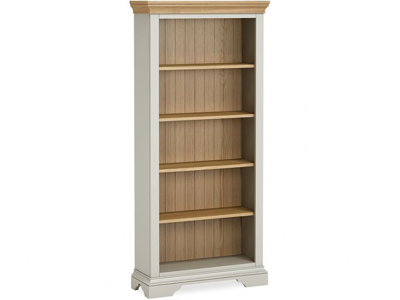 Ledbury painted large bookcase