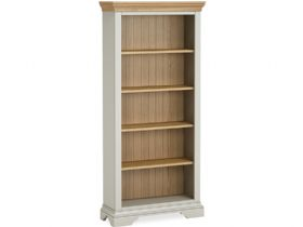 Painted Large Bookcase
