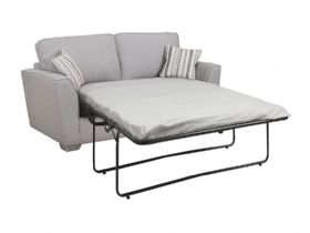 Revo 3 Seater Fabric Sofa Bed
