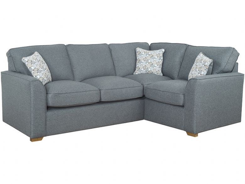 Carrick RHF Fabric Corner Sofa