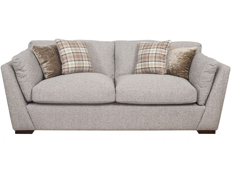 Rhonda 3 Seater Fabric Sofa