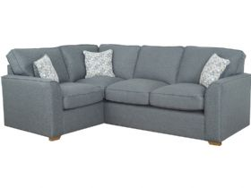 LHF Fabric Corner Sofa