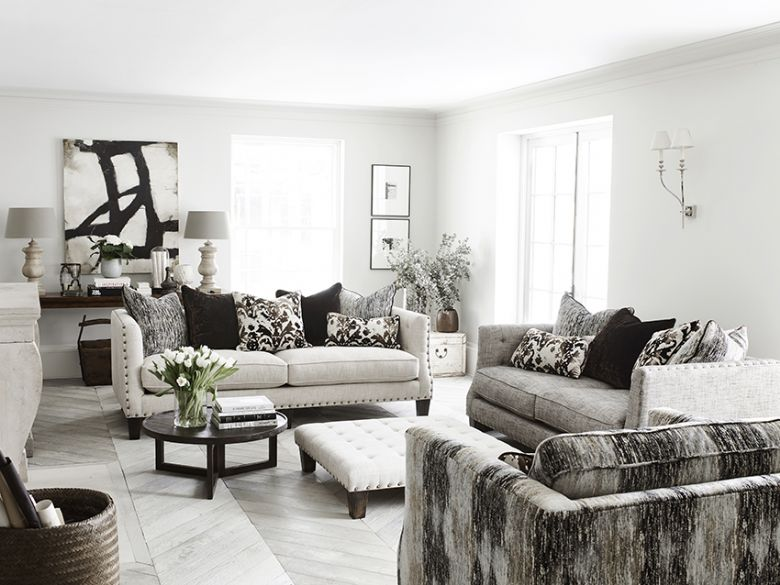 Regina Fabric Living Room Collection