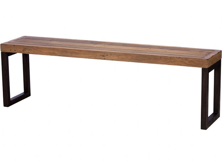 Halstein reclaimed large bench