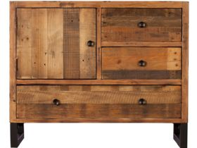 Reclaimed Narrow Sideboard