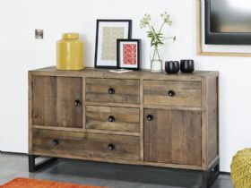Halstein reclaimed large sideboard