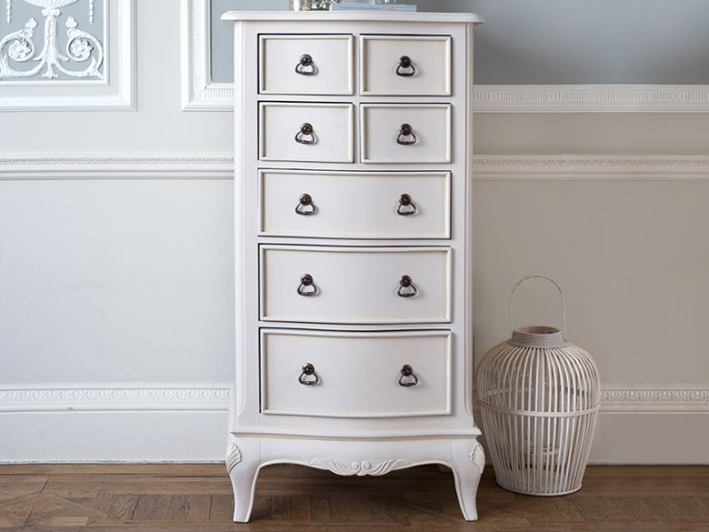 Parisien Tall Narrow Chest