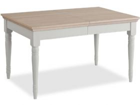 Carolina Painted 125cm Extending Dining Table