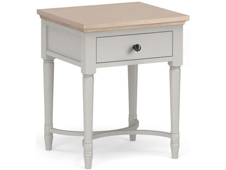 Carolina Painted Lamp Table