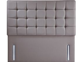 Nidd 4'6 Double Deep Continental Headboard