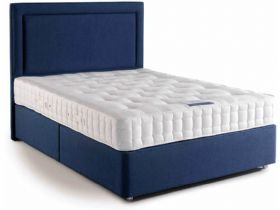 4'0 Small Double Platform Top Divan Base & Mattress