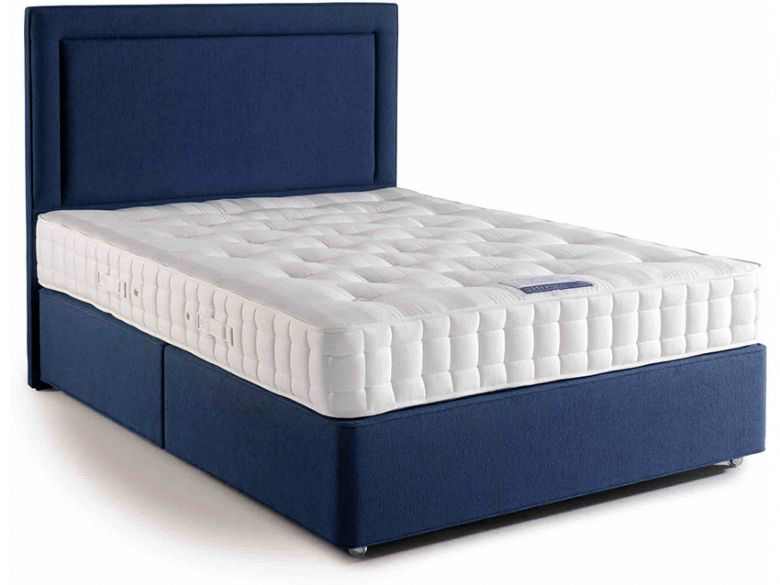 Hypnos Orthocare 6 5'0 King Size Platform Top Divan Base & Mattress