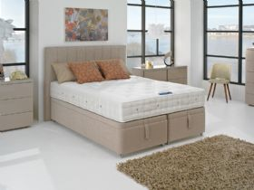 Hypnos Orthocare 8 3'0 Single Platform Top Divan Base & Mattress