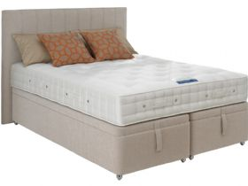 5'0 King Size Platform Top Divan Base & Mattress