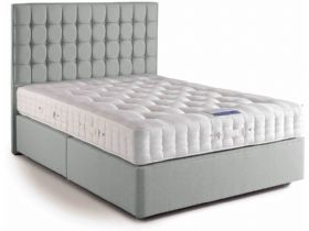 4'6 Double Platform Top Divan Base & Mattress