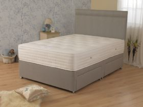Fuschia 2000 Divan Base & Mattress