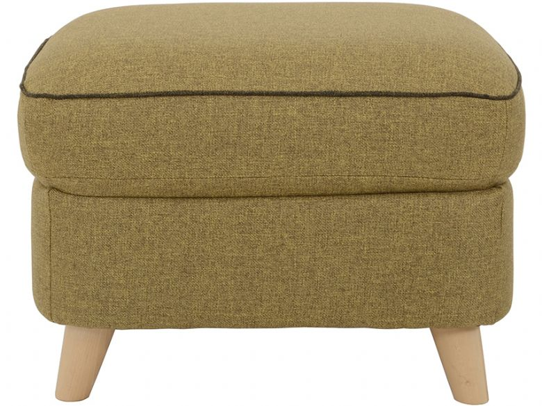 Modern Fabric Footstool