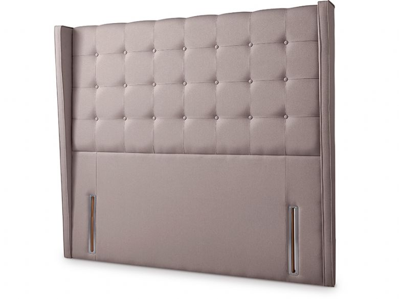 Teme 4'0 Small Double Deep Continental Headboard