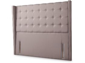 4'0 Small Double Deep Continental Headboard