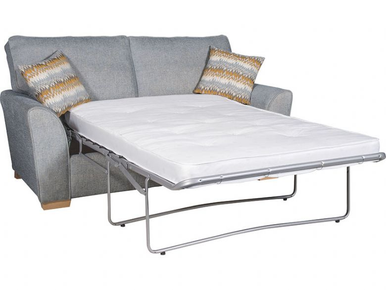 Alstons Hawk 2 Seater Sofa Bed with Pocket Mattress
