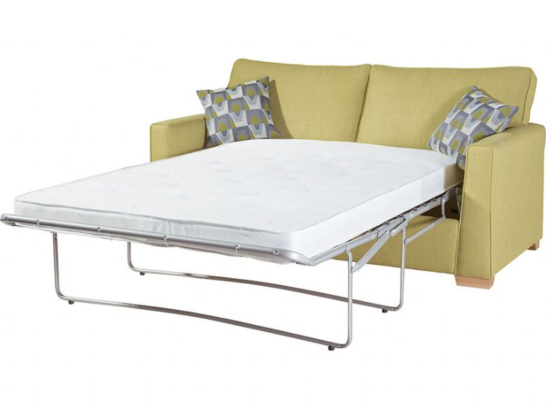 Alstons Hawk 3 Seater Sofa Bed with Pocket Mattress