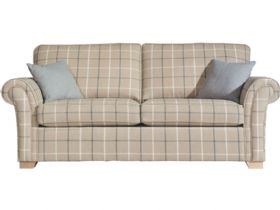 Alstons Lancaster 3 Seater Sofa Bed with Regal Mattress