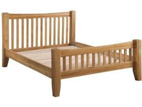 Kingsley Oak 6'0 Super King Bed