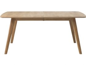 Oak 1.5m Extending Dining Table