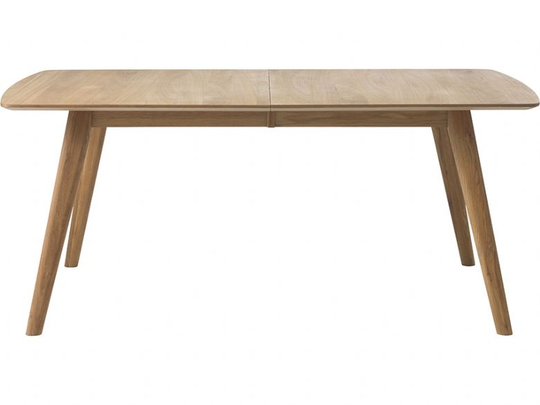 Shackleton Oak 1.8m Extending Dining Table
