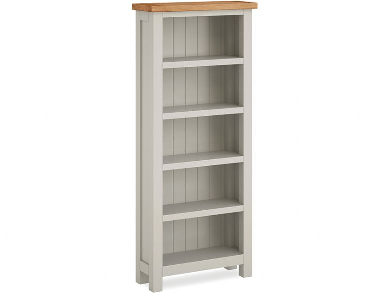 Wicklow Painted Slim Bookcase