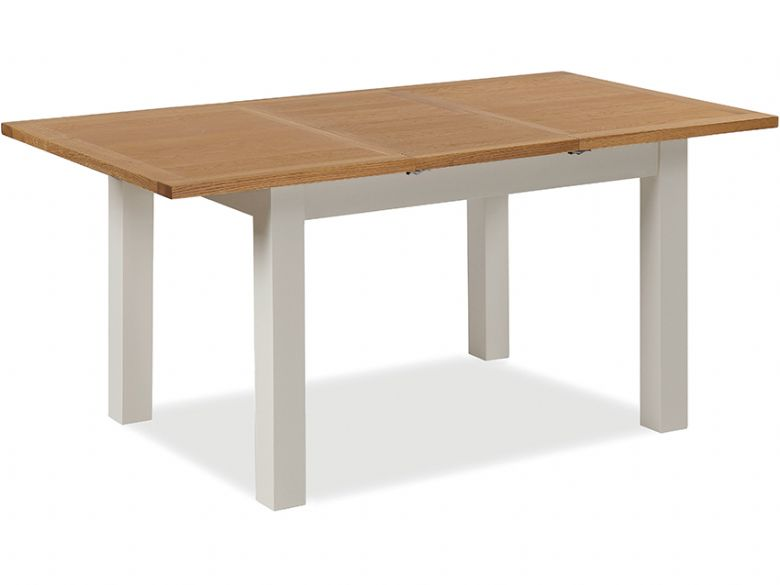 Wicklow Painted Compact Extending Table