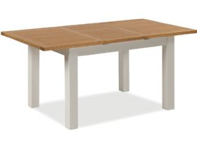 Painted Compact Extending Table
