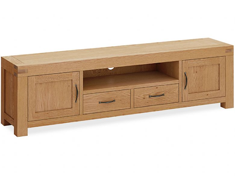 Bromley Oak Extra Large TV Unit