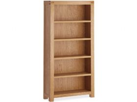 Oak Large Bookcase